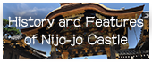 History and Features of Nijo-jo Castle